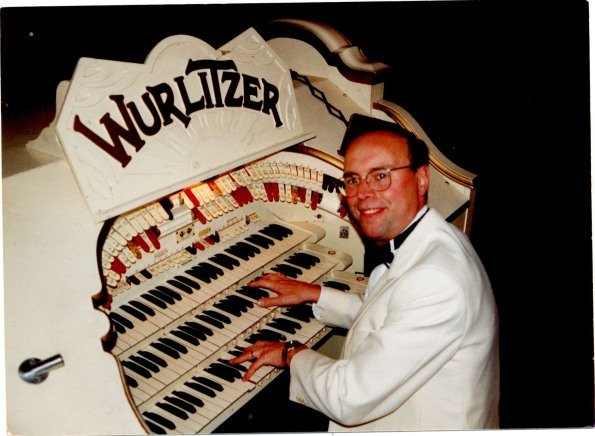 resident organist. David Windle